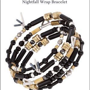 Silpada NIB Nightfall Bracelet
